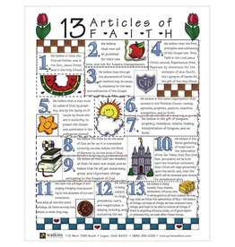 Articles of Faith - Posters & Cards, 20pk