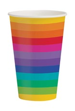 Creative Converting Rainbow - Cups, 12oz