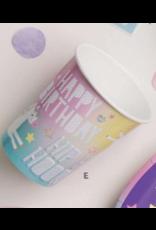Unique Unicorn - 9oz Cups