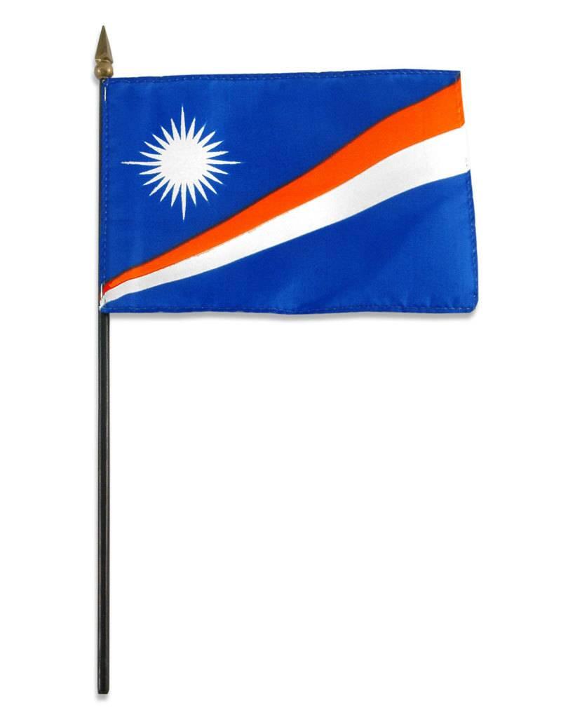 Popcorn Tree marshall island flag