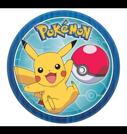 "Pokemon - Plates, 7"" Dessert"