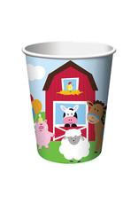 Creative Converting Farmhouse Fun - Cups, 9oz