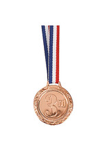 FUN EXPRESS Medal - 3rd Place, Small Plastic