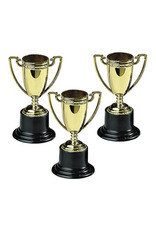 FUN EXPRESS Trophies - Goldtone 4ct VP
