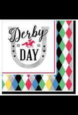 Derby Day Luncheon Napkins