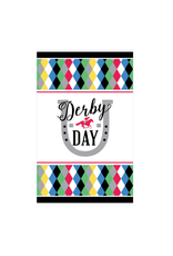 Derby Day Paper Tablecover