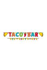 Banner - Taco Bar