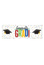 Creative Converting Colorful Grad - Giant Party Banner