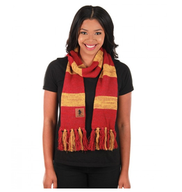 Elope Harry Potter Gryffindor Heathered Knit Scarf