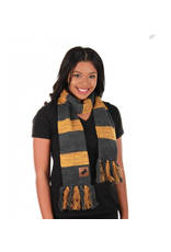 Elope Harry Potter Hufflepuff Heathered Knit Scarf