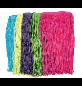 FUN EXPRESS Adult Raffia Hula Skirt - Assorted Colors