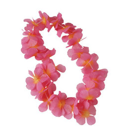US Toy Lei - Two Tone Large Petal, Pink