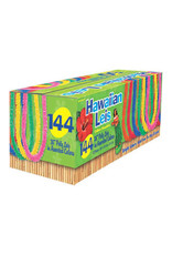 Leis - Boxed Polyester, Asst 144ct