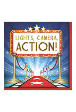 Creative Converting Hollywood Lights - Napkins, Luncheon
