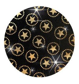"""Star Attraction - Plates, 10.5"""" Round"""