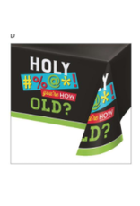 Creative Converting Age Humor - Tablecover