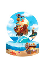 Creative Converting Pirate Treasure - Centerpiece