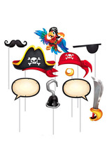 Creative Converting Pirate Treasure - Photo Props