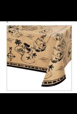 Creative Converting Pirate Treasure - Table Cover