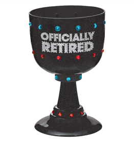 Officially Retired Cup, 26oz.