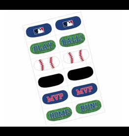 MLB Face Tattoos