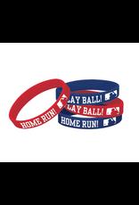 MLB Rubber Bracelets