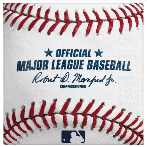 Rawlings™ Baseball Luncheon Napkins