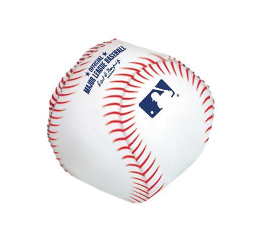 Rawlings™ Baseball Plush Ball Favors 12ct