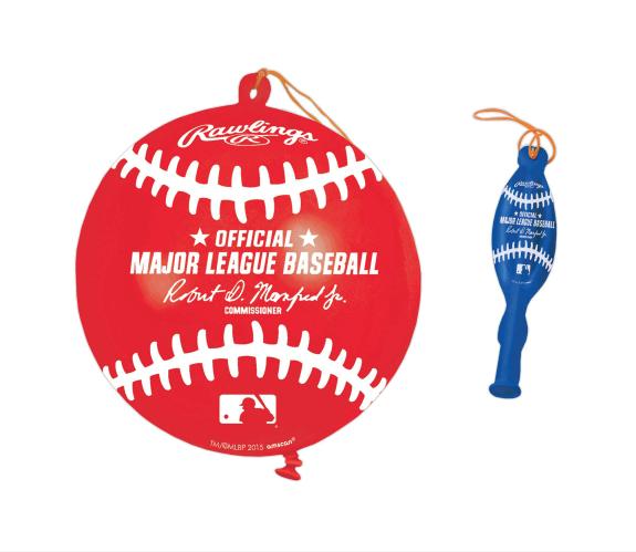 Rawlings™ Baseball Punch Balloons
