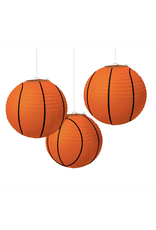 Basketball Paper Lanterns