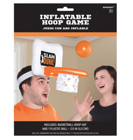 Nothin' But Net Inflatable Hoop Game