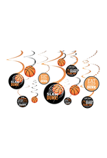 Nothin' But Net Value Pack Spiral Decorations