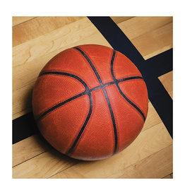 Creative Converting Sports Fanatic - Basketball Napkins, Beverage