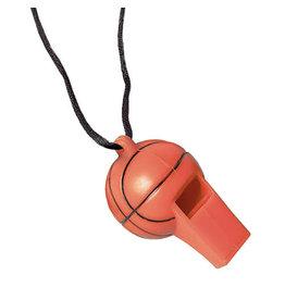Whistle Favors - Basketball 12ct
