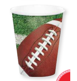 Creative Converting Foot Ball Party - 9oz Cup