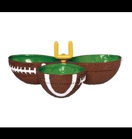 Football Condiment Dish