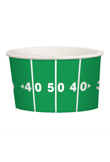Football Paper Treat Cups