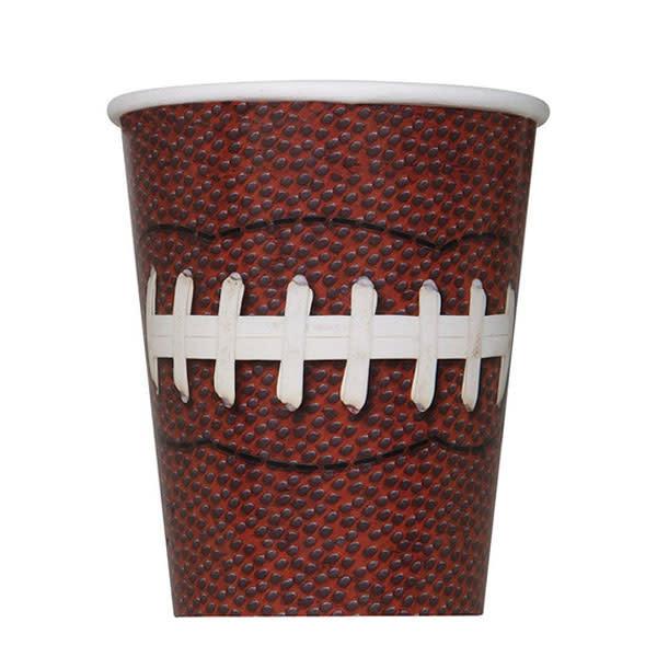 Unique Football Party 9oz cups