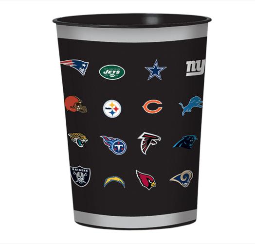 NFL All-Team Favor Cup 16 oz