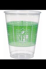 NFL Drive Plastic Cups