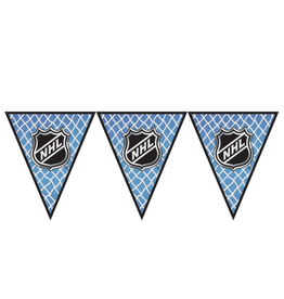 NHL - Ice Time! Pennant Banner