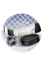 """NHL Ice Time! 7"""" Plates"""
