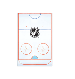 NHL Ice Time! Plastic Table Cover