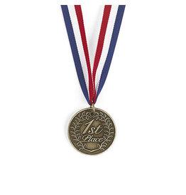 FUN EXPRESS Metal Medallion - 1st Place Gold