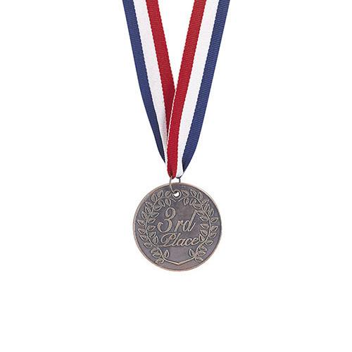 FUN EXPRESS Metal Medallion - 3rd Place Bronze