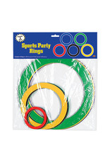 Beistle Sports Party Rings