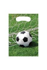 Creative Converting Sports Fanatic - Soccer Loot Bags