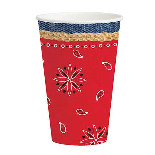 Creative Converting Bandanarama - Cups, 12oz