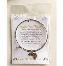 Popcorn Tree Rainbow Baptism Charm Bracelet