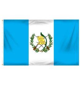 Popcorn Tree Flag - Guatemala 3'x5'